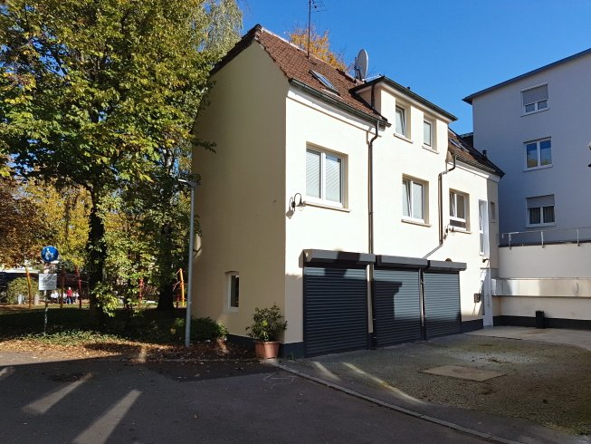 2 Zimmer Wohnung – Ziegelhüttenweg 2A